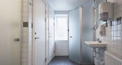 Toaletter & dusch